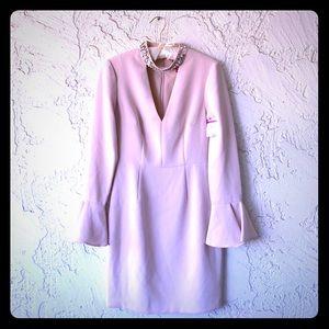 Size 2 🎀 💎 Vince Camuto Choker Dress (Needs TLC)